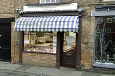 Robinsons butchers in Vickers Lane