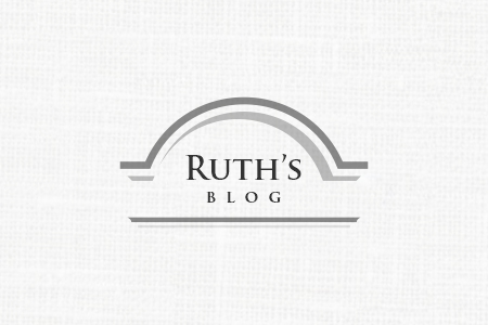 Ruths Blog Logo